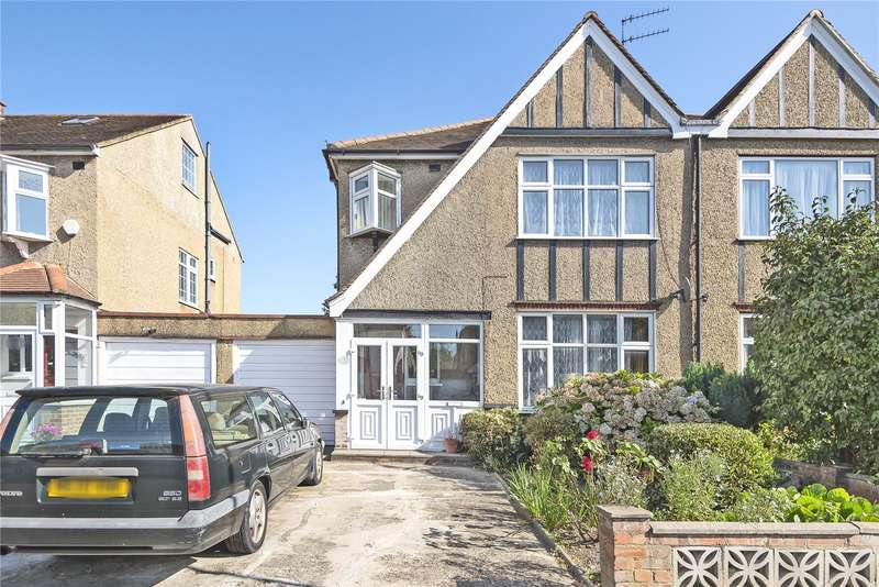 4 Bedrooms Semi Detached House for sale in Cambridge Road, Harrow, Middlesex, HA2