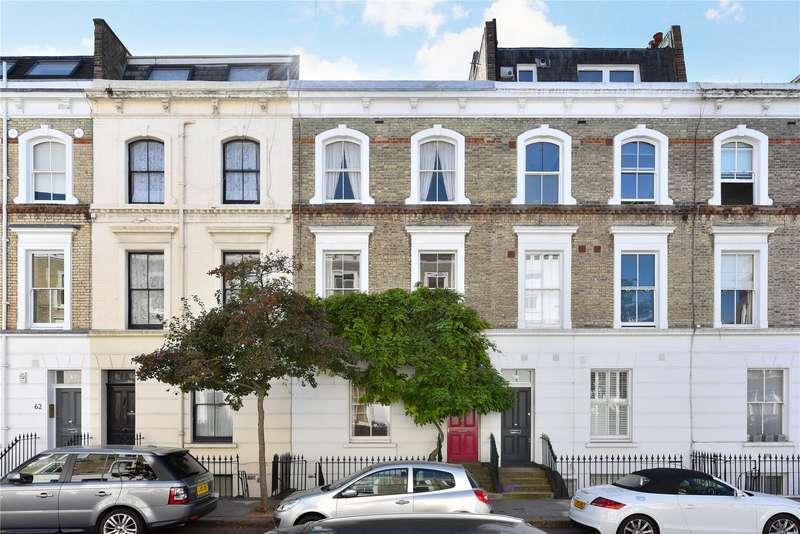 1 Bedroom Flat for sale in Ifield Road, Chelsea, SW10