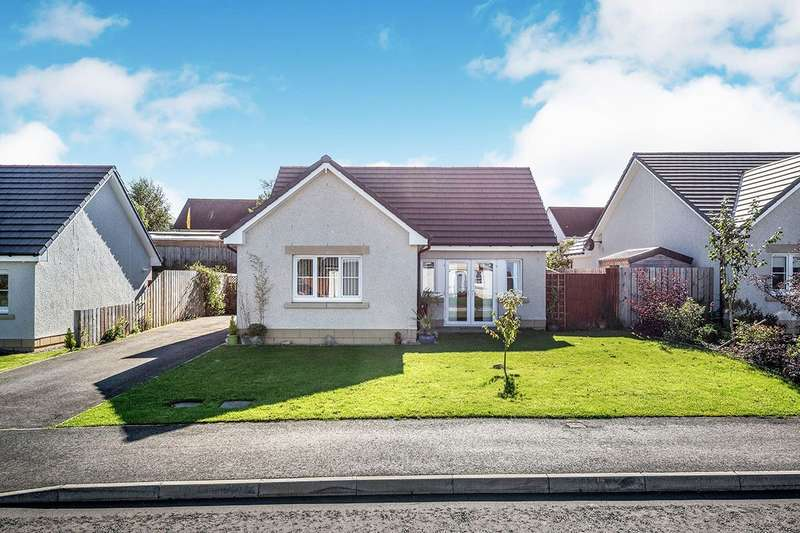 2 Bedrooms Detached Bungalow for sale in Broomhill Drive, MUIR OF ORD, Ross-Shire, IV6