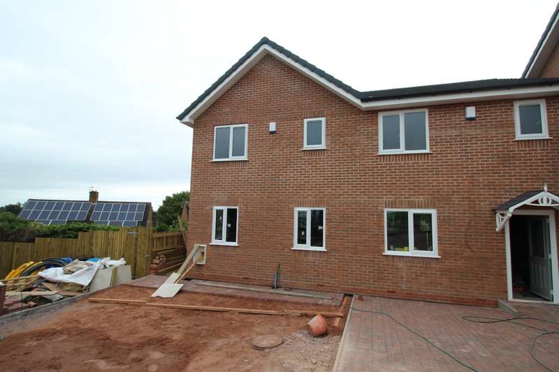 3 Bedrooms Semi Detached House for sale in Hackett Close, Hurst Hill, Bilston, West Midlands, WV14