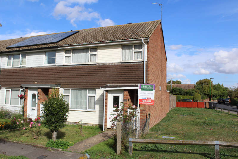 3 Bedrooms End Of Terrace House for sale in Willowside Way, Royston