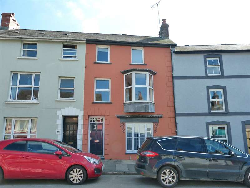 5 Bedrooms Terraced House for sale in St James Street, Narberth