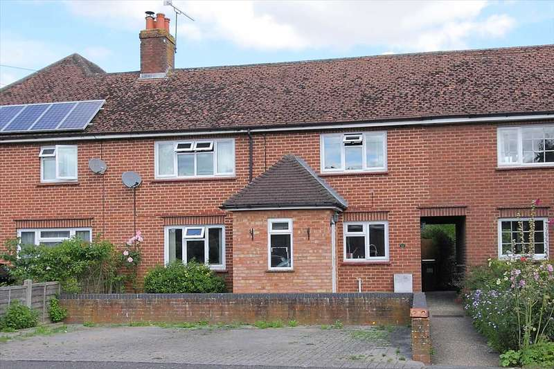 4 Bedrooms Terraced House for sale in Bere Hill, Whitchurch
