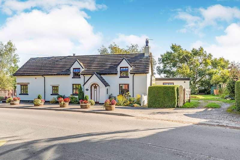 2 Bedrooms Detached House for sale in Copp Lane, Great Eccleston, Preston, Lancashire, PR3
