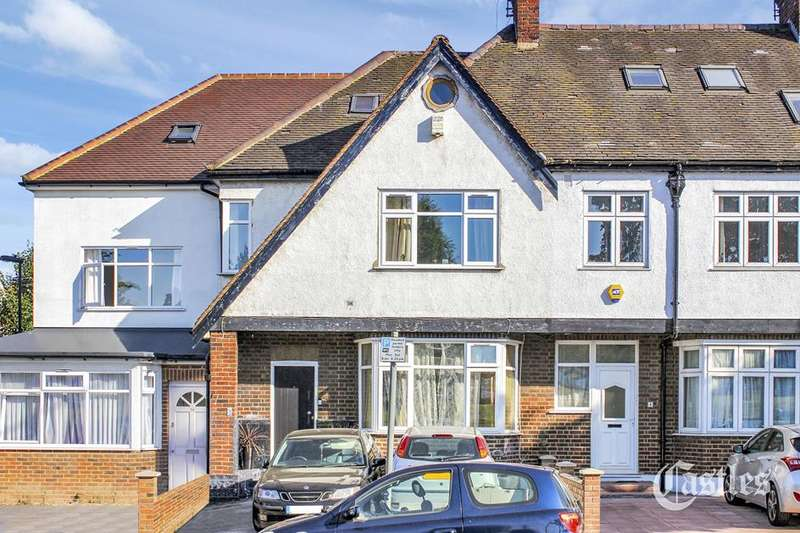 3 Bedrooms Terraced House for sale in Park View Gardens, Wood Green, London, N22