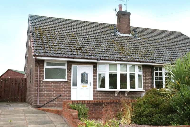 2 Bedrooms Bungalow for sale in Bradeley Road, Crewe, Cheshire, CW1