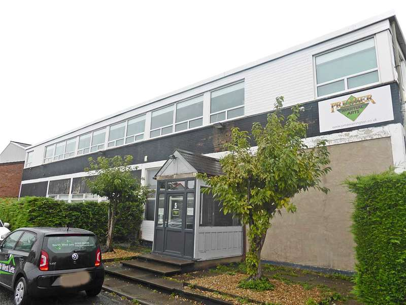 Commercial Property for rent in Palatine Ind Estate, Causeway Avenue, Warrington