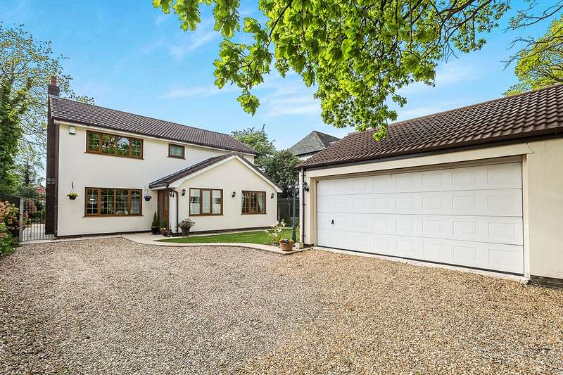 4 Bedrooms Detached House for sale in Preston Road, Whittle-le-Woods, Chorley, PR6