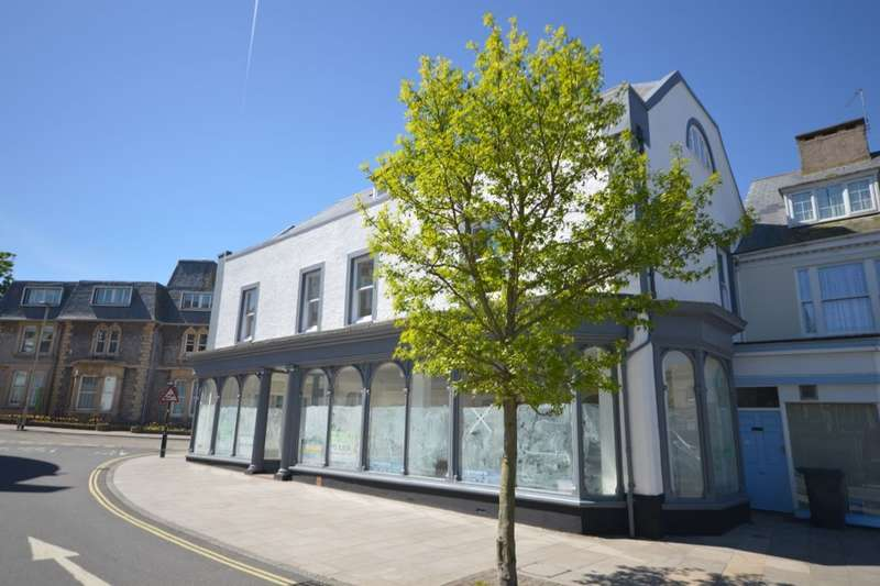 2 Bedrooms Flat for sale in The Strand, Exmouth, EX8