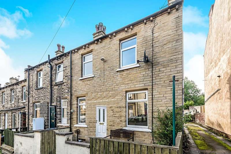 2 Bedrooms Terraced House for rent in South Parade, Cleckheaton, BD19