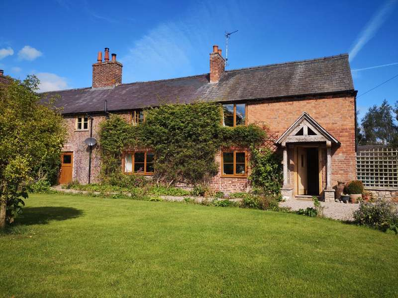 4 Bedrooms Semi Detached House for sale in Maesbury Marsh, Oswestry, Shropshire, SY10