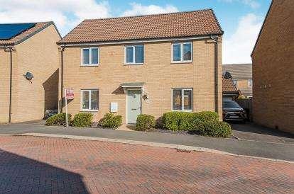 4 Bedrooms Detached House for sale in Jupiter Avenue, Cardea, Peterborough, Cambridgeshire