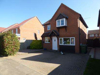 4 Bedrooms Detached House for sale in Snowley Park, Whittlesey, Peterborough, Cambridgeshire