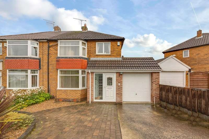 3 Bedrooms Semi Detached House for sale in Bank Top Road, Brecks