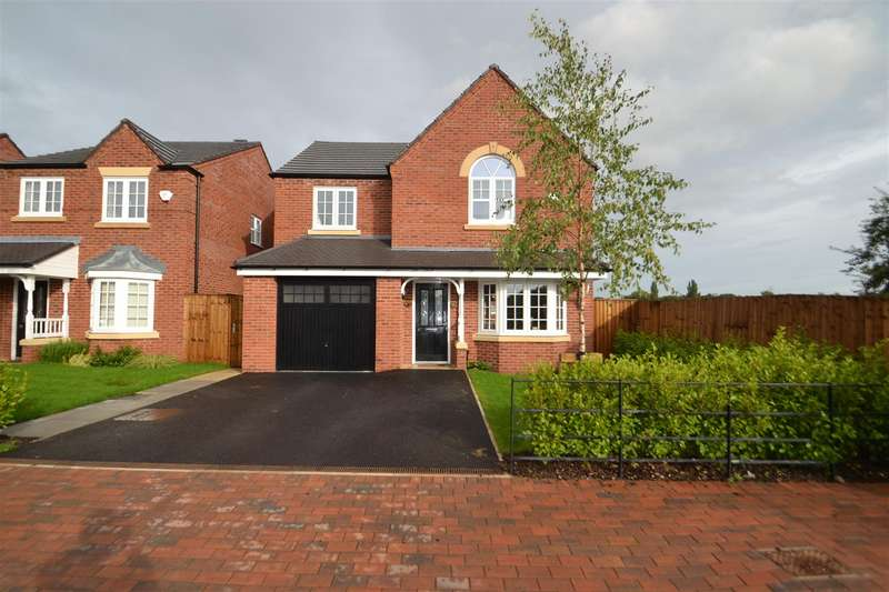 4 Bedrooms Detached House for sale in Actons Wood Lane, SANDYMOOR, Runcorn, WA7