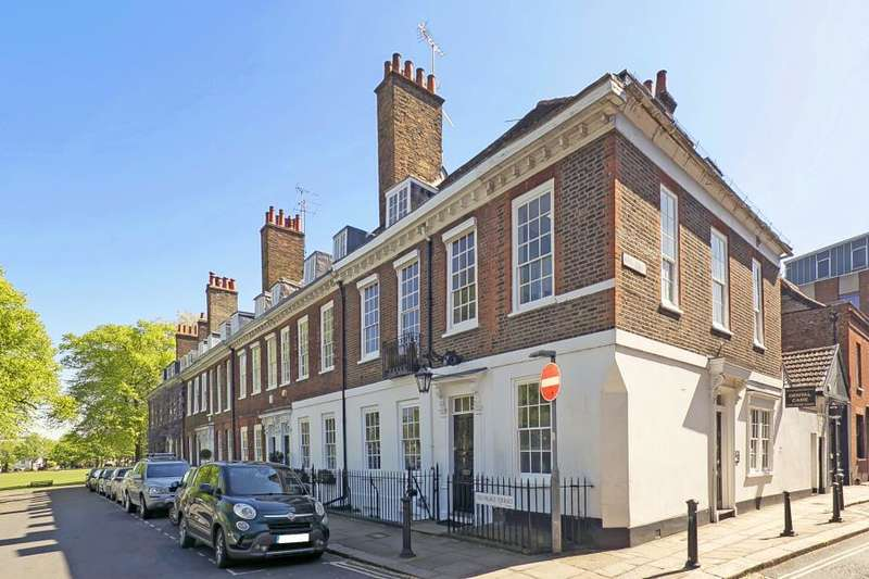 5 Bedrooms End Of Terrace House for sale in Old Palace Terrace, Richmond