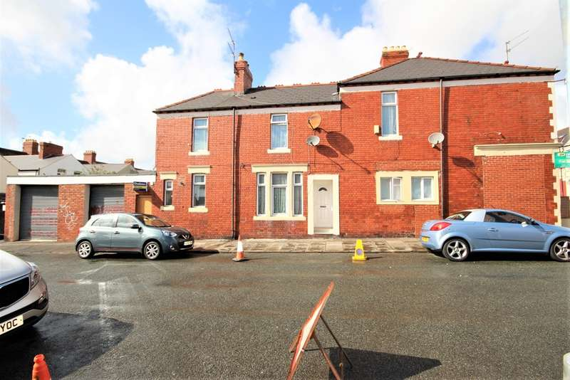 6 Bedrooms End Of Terrace House for sale in Brithdir Street, Cathays, Cardiff