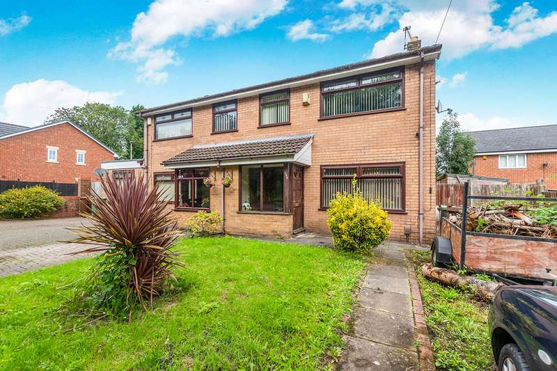 3 Bedrooms Semi Detached House for sale in Chapel Street, Pemberton, Wigan, Greater Manchester, WN5