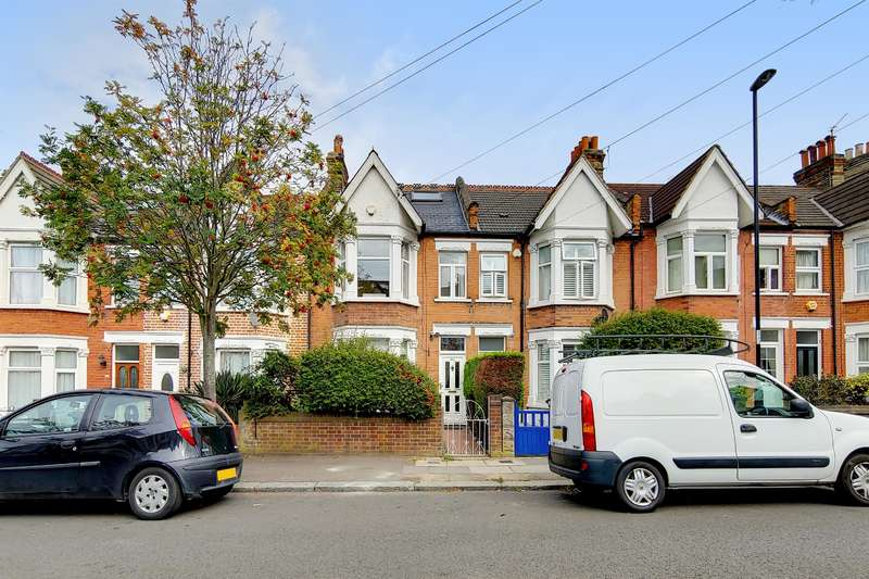 3 Bedrooms Terraced House for sale in Levendale Road, Forest Hill, SE23