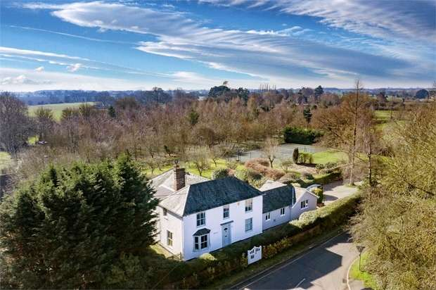 7 Bedrooms Detached House for sale in Barnston, Dunmow, Essex