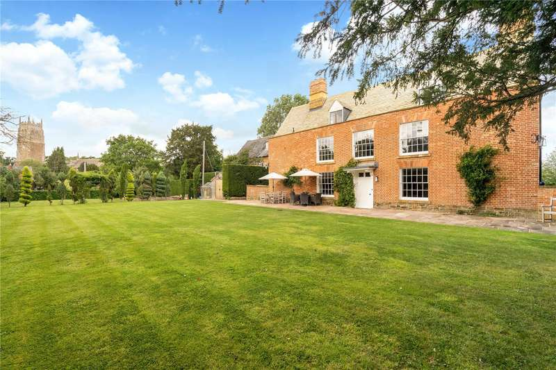 7 Bedrooms Detached House for sale in Friars Lane, Lower Brailes, Banbury, Oxfordshire, OX15