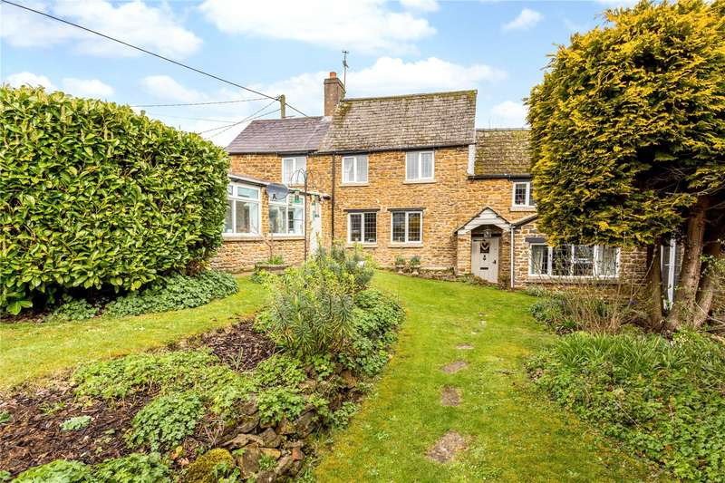 3 Bedrooms Detached House for sale in Boddington Road, Byfield, Daventry, Northamptonshire, NN11