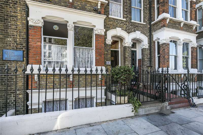 4 Bedrooms Terraced House for sale in Manchester Road, London, E14