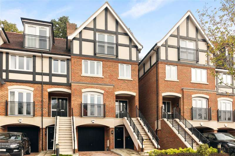 4 Bedrooms House for sale in Albury Mews, Charterhouse Road, Godalming, Surrey, GU7