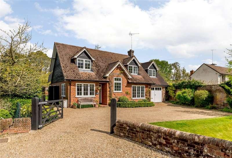 4 Bedrooms Detached House for sale in Little Missenden, Amersham, Buckinghamshire, HP7