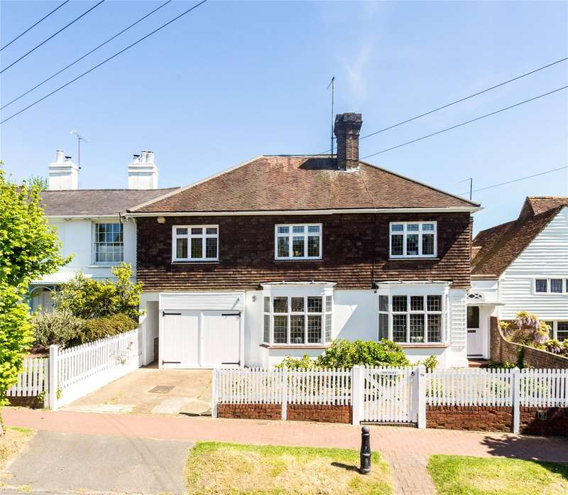 5 Bedrooms House for sale in High Street, Lindfield, Haywards Heath, West Sussex, RH16
