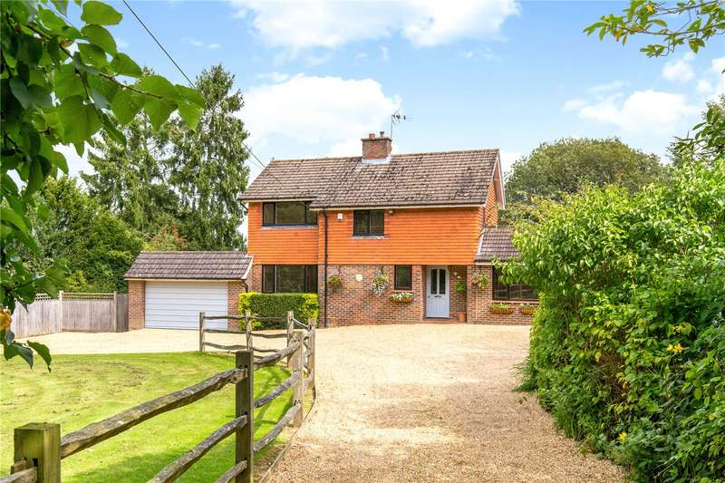 5 Bedrooms Detached House for sale in Haywards Heath Road, North Chailey, Lewes, East Sussex, BN8