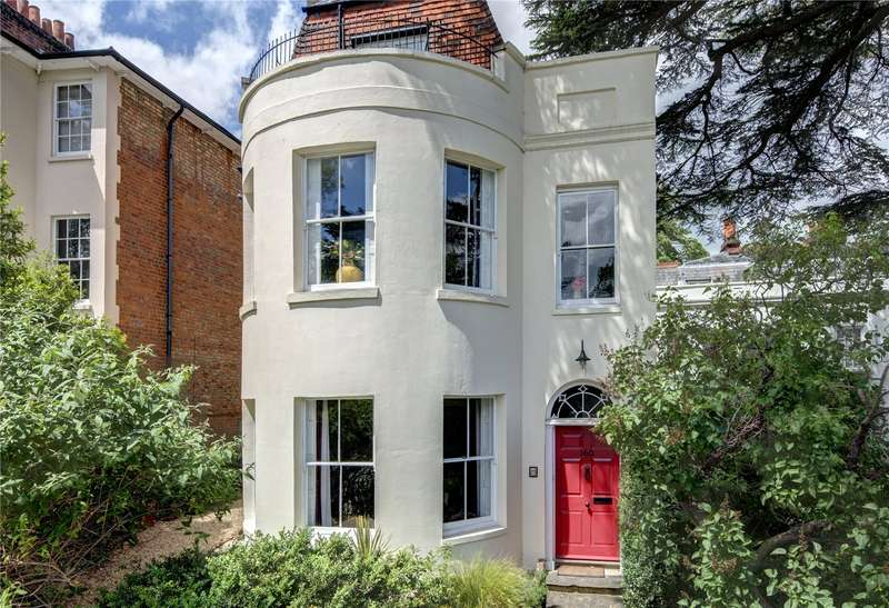5 Bedrooms Detached House for sale in Castle Hill, Reading, Berkshire, RG1