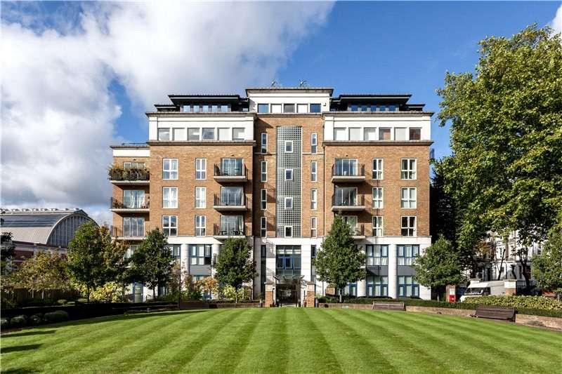1 Bedroom Flat for sale in Tollard House, 388 Kensington High Street, London, W14