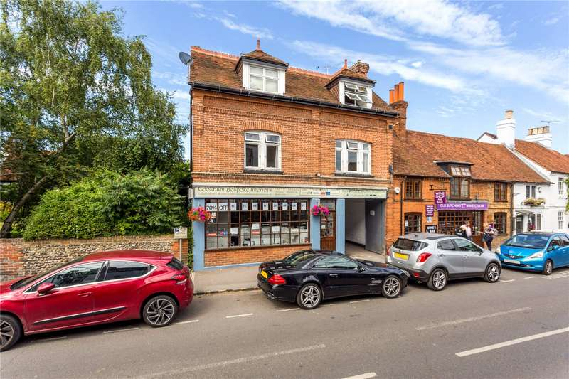 2 Bedrooms Flat for sale in Sheffield House, High Street, Cookham, Maidenhead, SL6