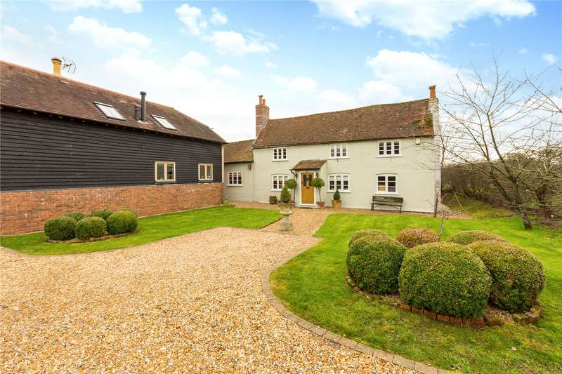 4 Bedrooms Detached House for sale in Forest Road, Wokingham, Berkshire, RG40