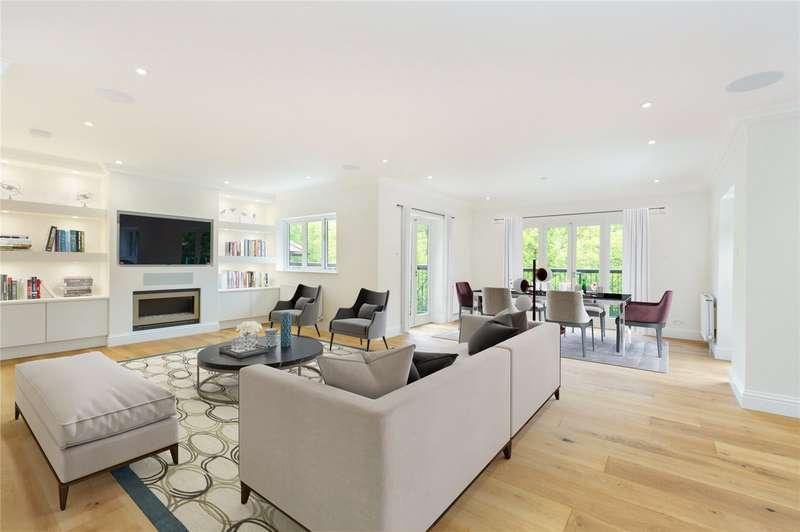 3 Bedrooms Penthouse Flat for sale in Lysander Mead, Derek Road, Maidenhead, Berkshire, SL6