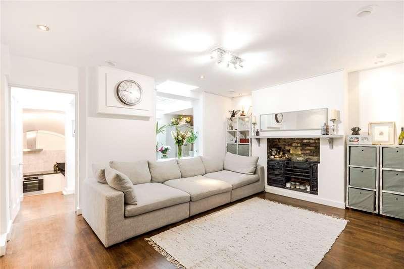 2 Bedrooms Flat for sale in Churton Street, London, SW1V