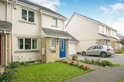 3 Bedrooms Semi Detached House for sale in ., Falmouth, Cornwall
