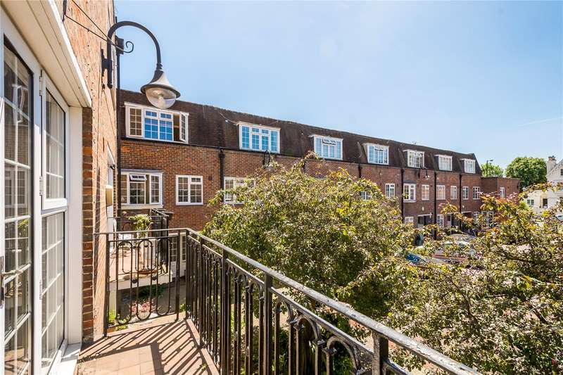 3 Bedrooms Terraced House for sale in Robert Close, London, W9