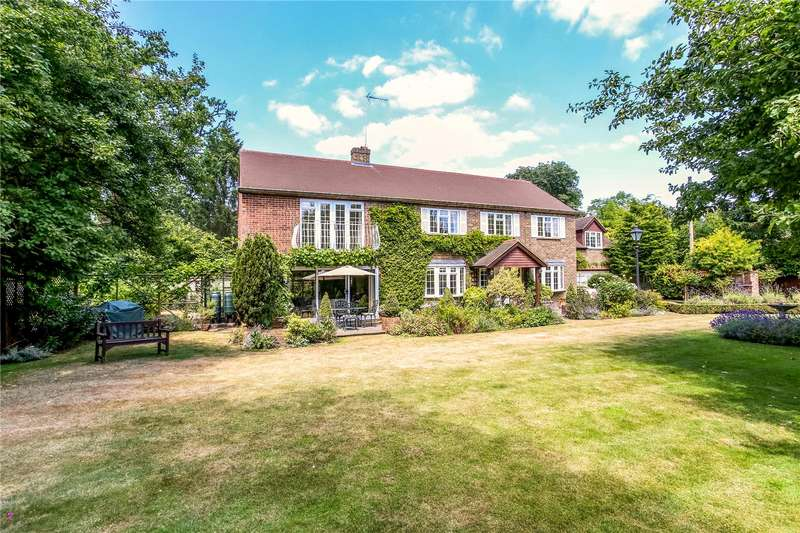 6 Bedrooms Detached House for sale in Carbery Lane, Ascot, Berkshire, SL5