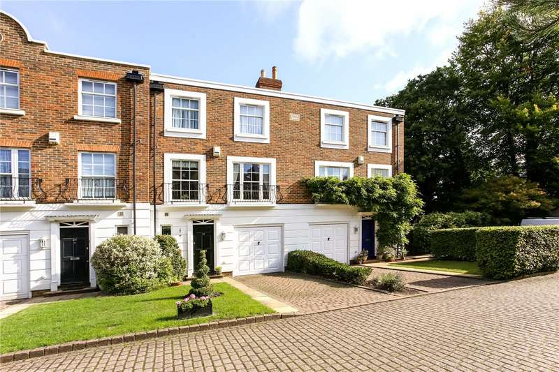 4 Bedrooms Terraced House for sale in Agincourt, Ascot, Berkshire, SL5