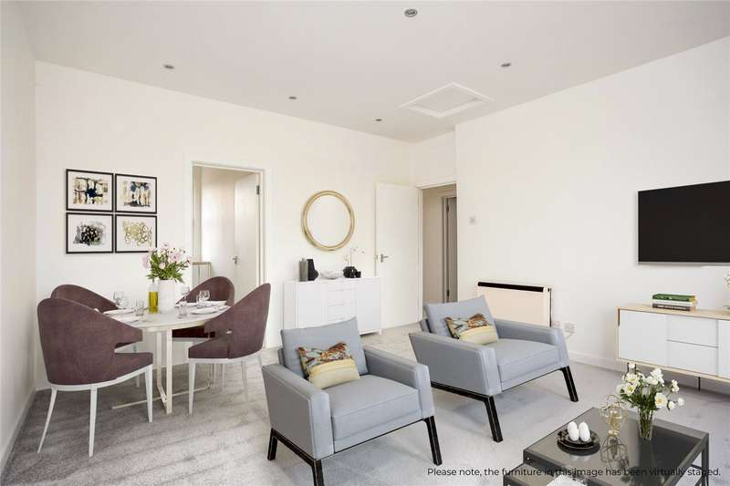 2 Bedrooms Flat for sale in William Square, Rotherhithe, London, SE16