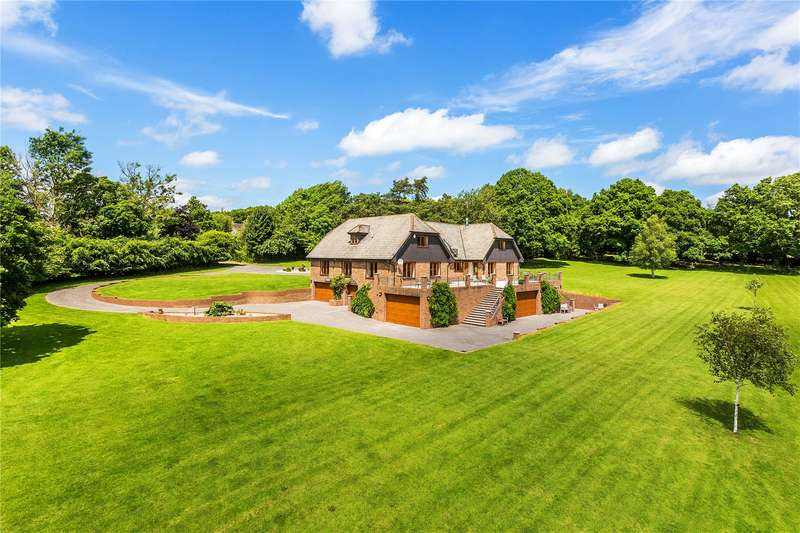 5 Bedrooms Detached House for sale in Rotherfield Lane, Mayfield, East Sussex, TN20