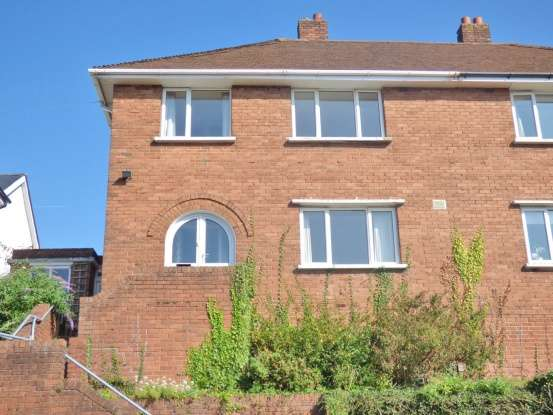 3 Bedrooms Semi Detached House for sale in Milton Road, Newport, Gwent, NP19 8HW