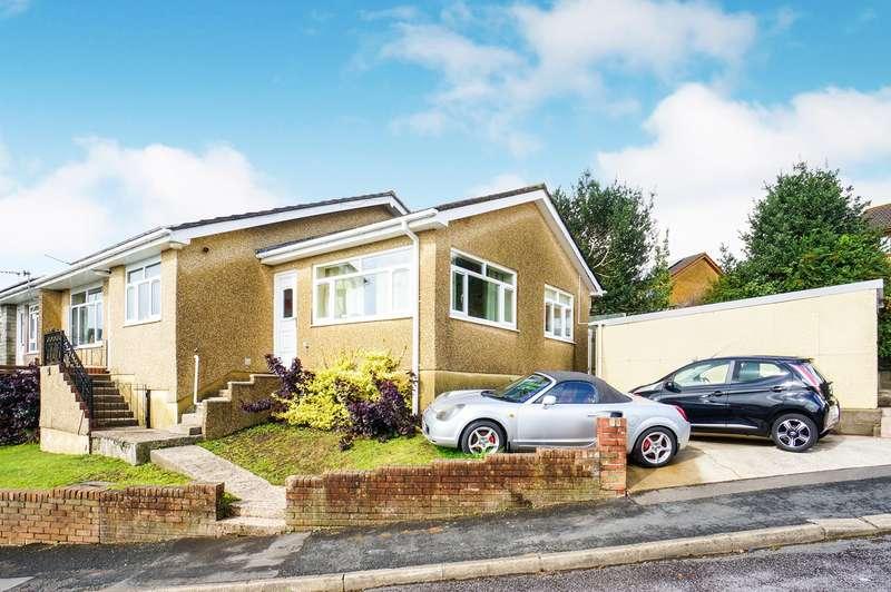 3 Bedrooms Bungalow for sale in Mount Road, Risca, Newport, NP11