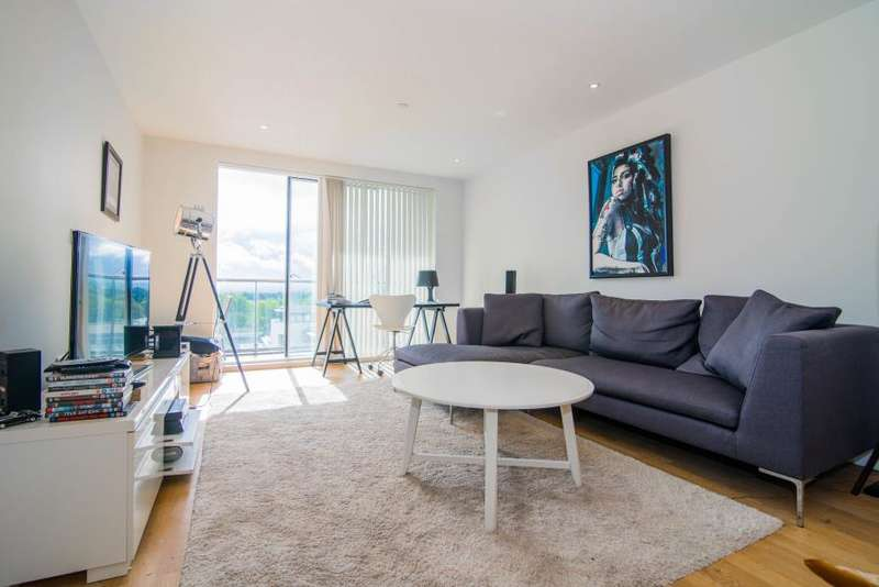 1 Bedroom Apartment Flat for sale in Hyperion Tower, Brentford