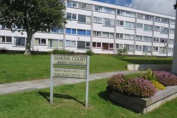 3 Bedrooms Apartment Flat for sale in Marine Drive, Torpoint
