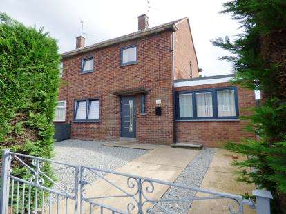 3 Bedrooms Semi Detached House for sale in Welland Road, Dogsthorpe, Peterborough, Cambridgeshire