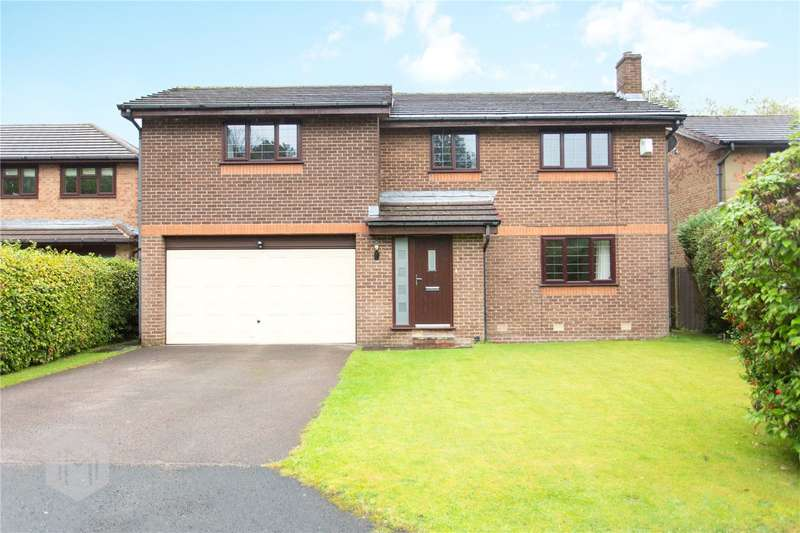 5 Bedrooms Detached House for sale in Liddington Hall Drive, Ramsbottom, Bury, Greater Manchester, BL0