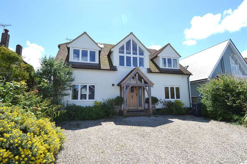 4 Bedrooms Detached House for sale in Strangford Road, Tankerton, Whitstable